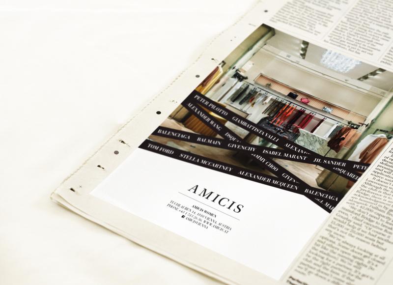 DASUNO - Nora Sri Jascha // Client: Amicis // 2013