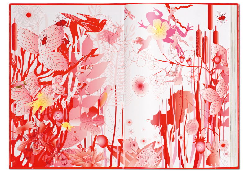 DASUNO - Nora Sri Jascha // Client: Creativ Club Austria // 2003