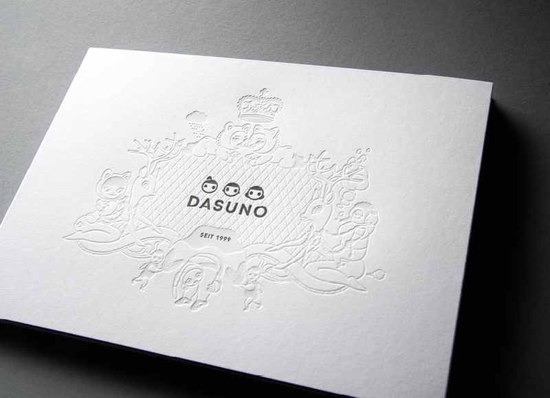 DASUNO - Nora Sri Jascha // Client: Dasuno // 2016