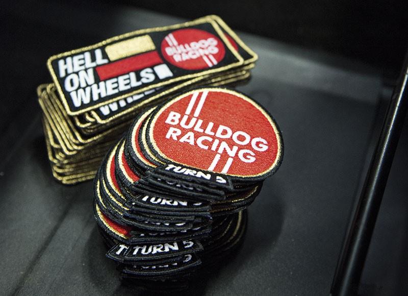 DASUNO - Nora Sri Jascha // Client: Bulldog Racing // 2013