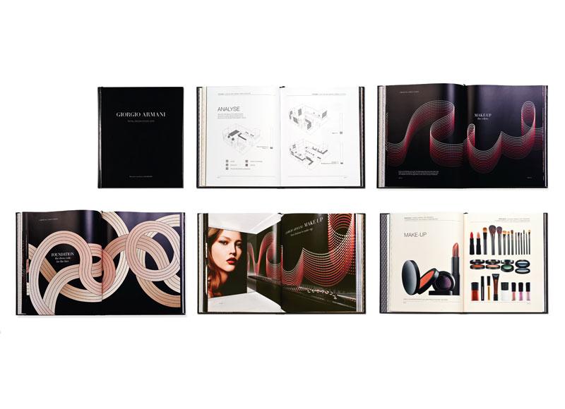 DASUNO - Nora Sri Jascha // Client: Giorgio Armani // 2008