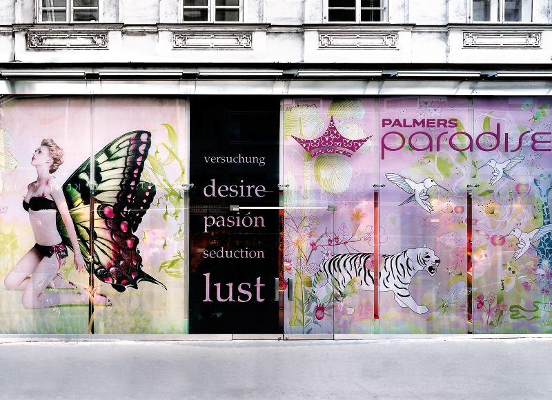 DASUNO - Nora Sri Jascha // Client: Palmers Paradise // 2007