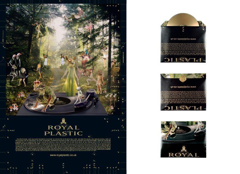 DASUNO - Nora Sri Jascha // Client: Royal Plastic // 2005
