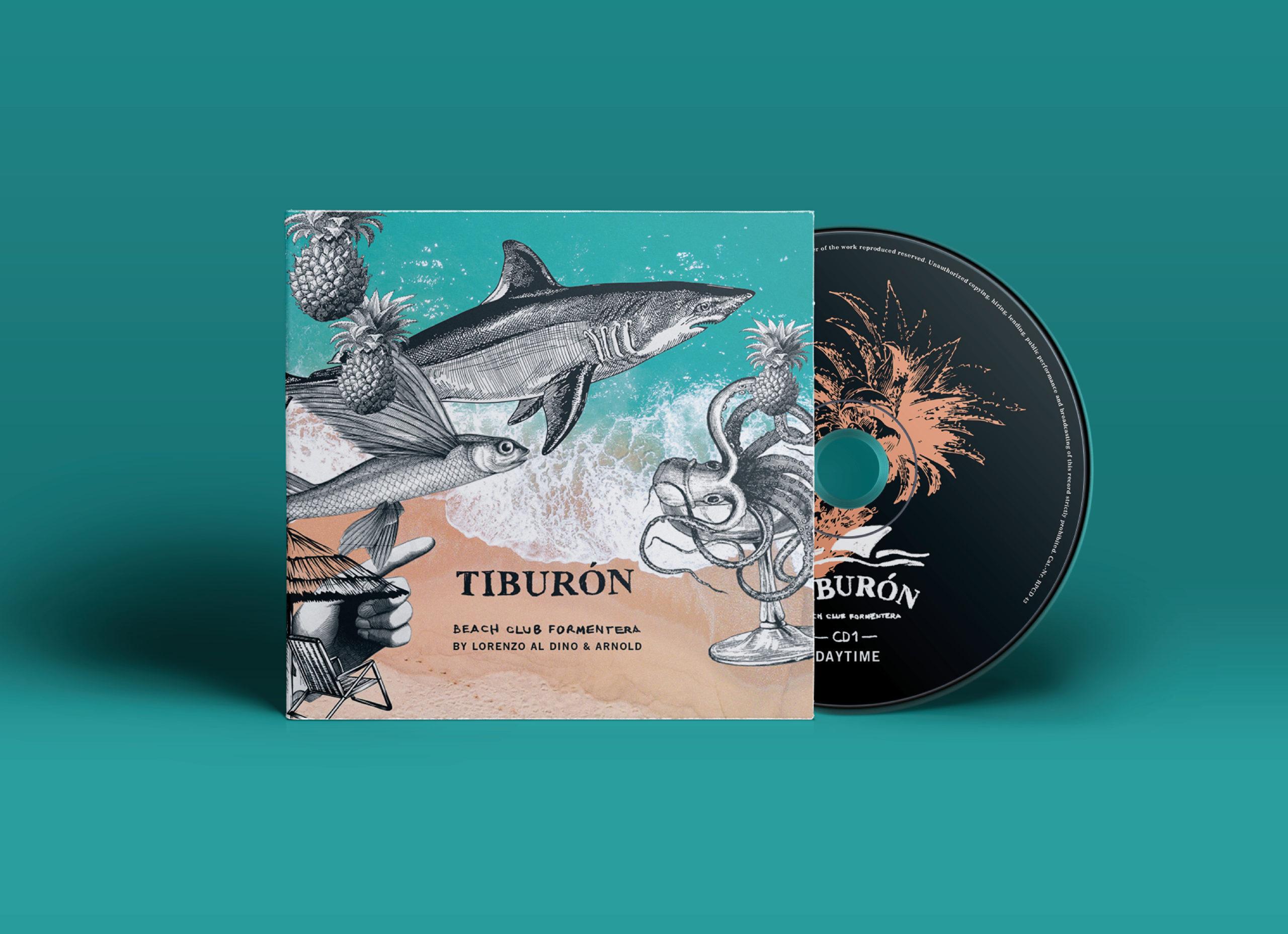 DASUNO - Nora Sri Jascha // Client: Tiburón // 2020